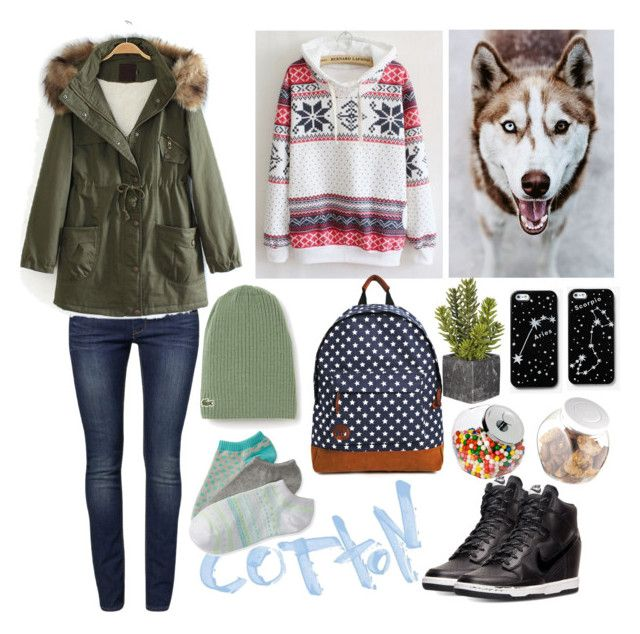 """""""`-Loyal`"""" by shining-light-1 ❤ liked on Polyvore featuring Lacoste, NIKE, Roxy, Juicy Couture, Aéropostale, OXO, Kate Spade Saturday and Mi-Pac"""