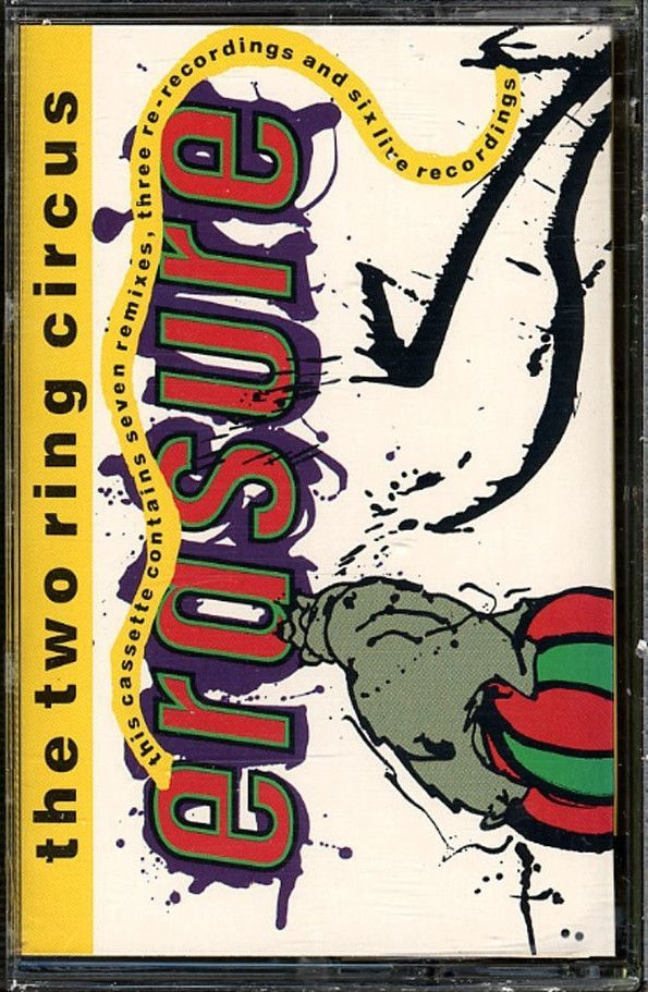 Erasure - The Two Ring Circus (Cassette) | Products | Buy