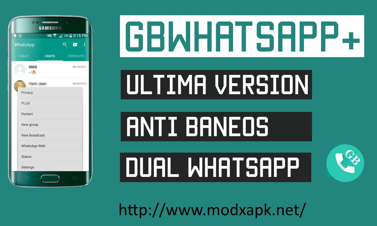 Anti whatsapp Plus latest apk Download