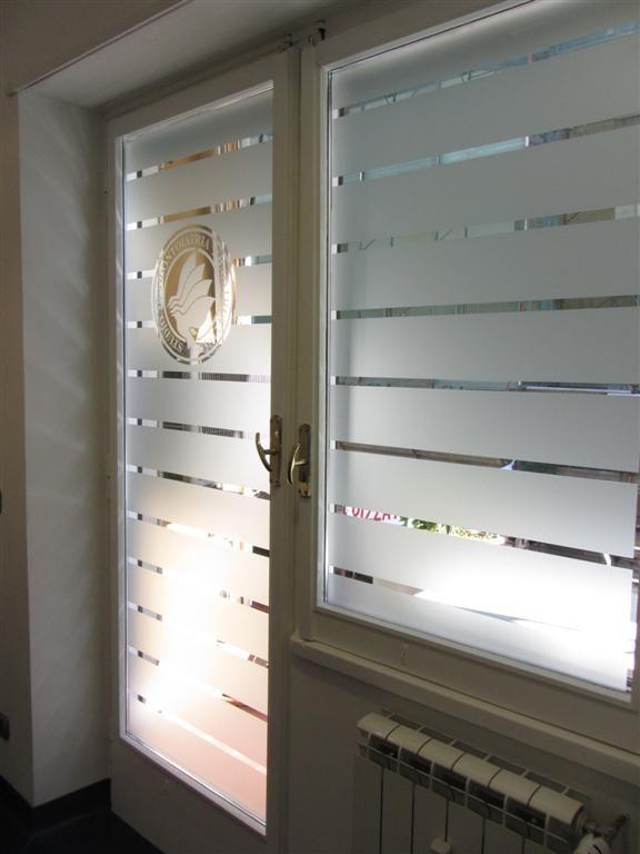 Pellicole per vetri satinate a roma pellicole per vetri a roma windows films in rome pinterest - Pellicole per vetri casa ...