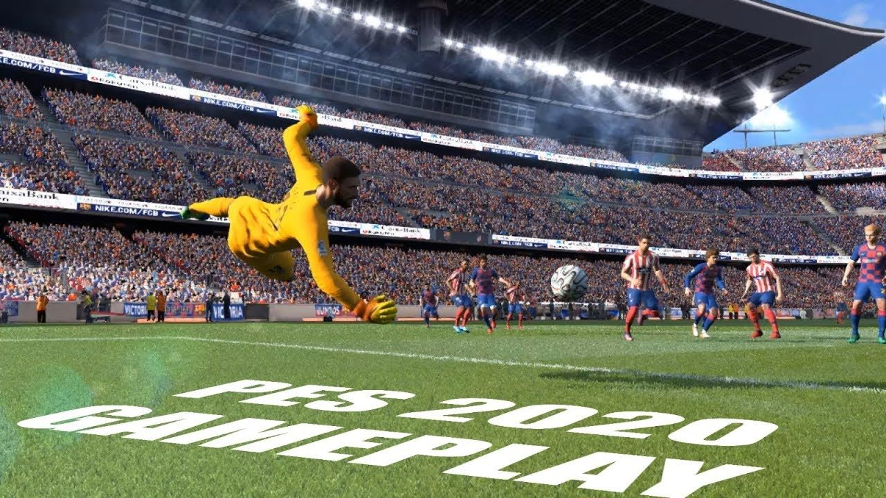PES 2020 NEW GAMEPLAY MODS FOR PES 2017 [Download