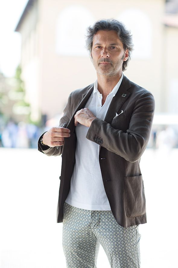 The Sartorialist has taken some amazing photos of some amazing looking men in Milan