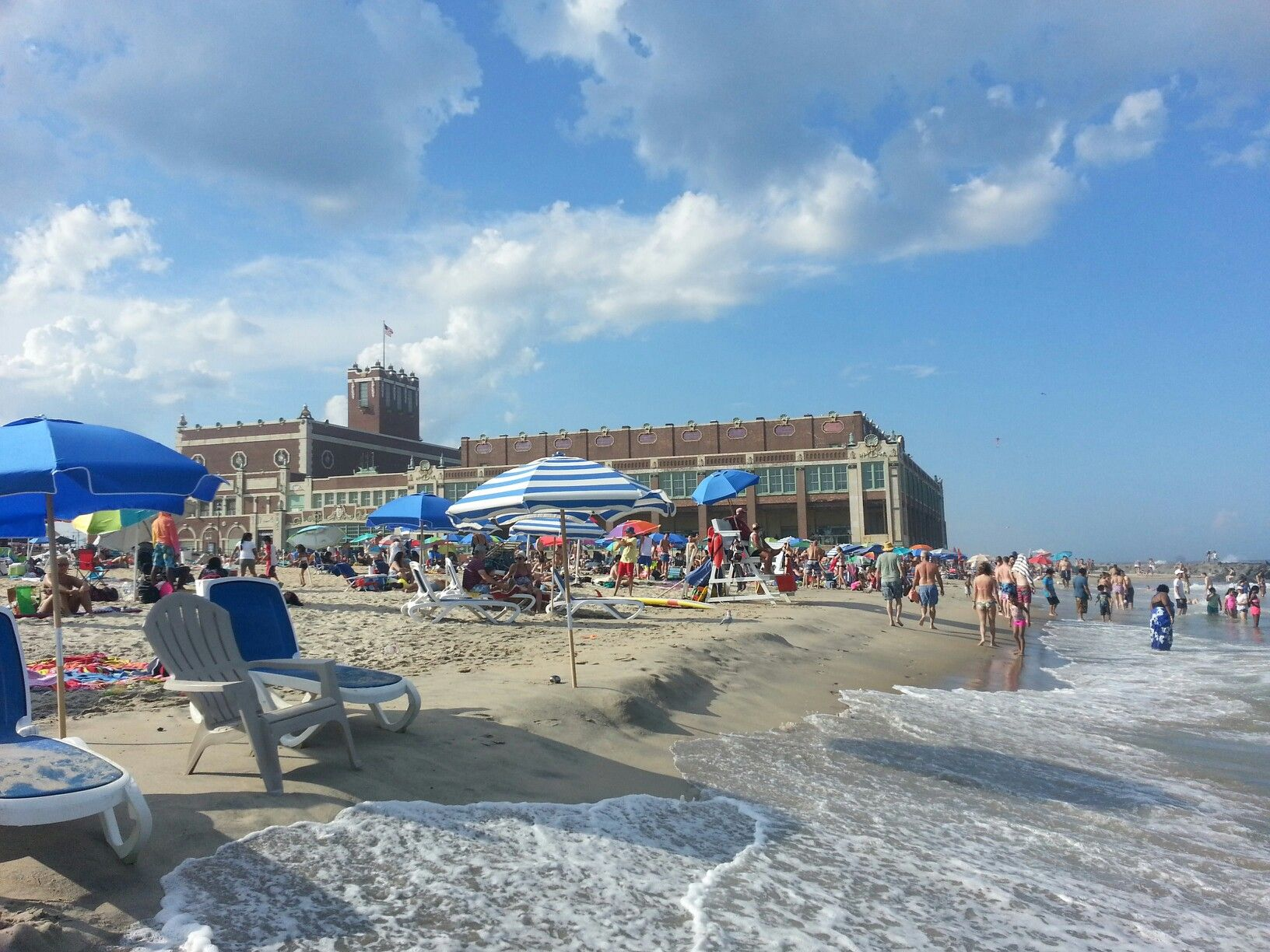 Image result for asbury park nj beach