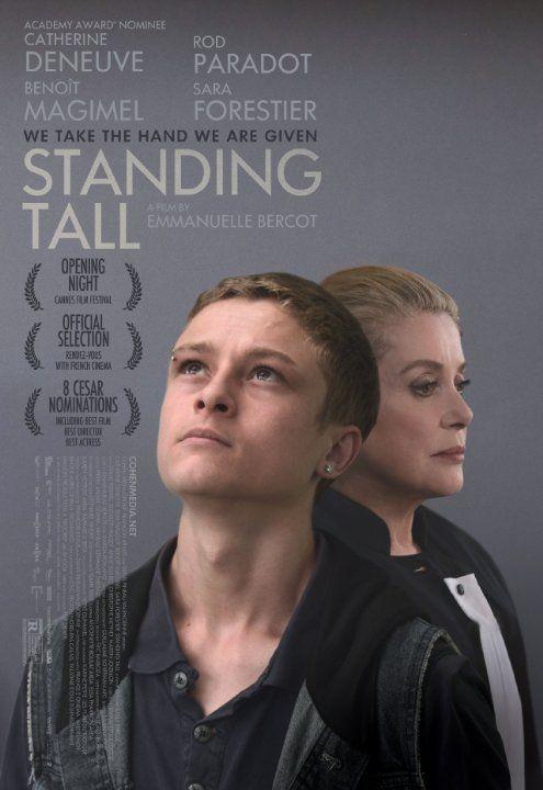 Movie Poster Standing Tall (2015) La tête haute (original title)