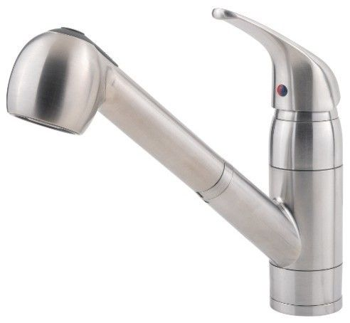 Price Pfister 133 10ss Pfirst Single Lever Handle Kitchen Faucet