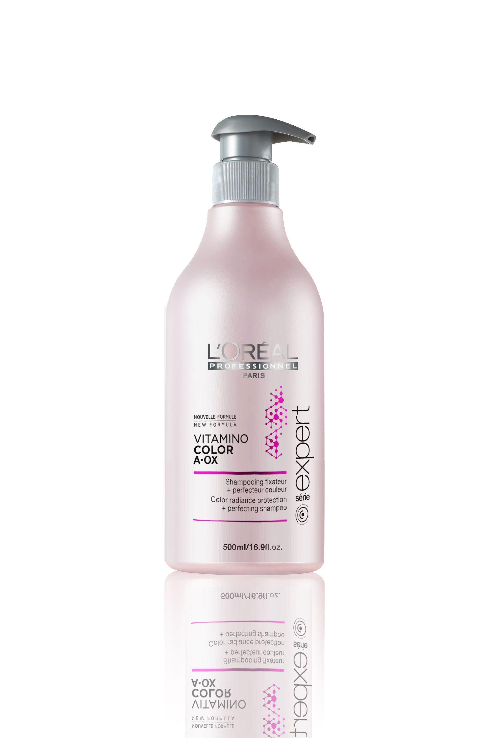 LOreal Paris Serie Expert Vitamino Color A-OX Shampoo