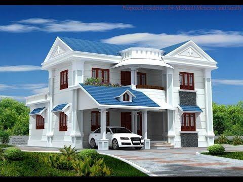 180 Modern House Exterior House Design Pictures Kerala House Design