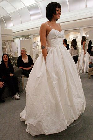 Featured Dresses Season 7 Part 4 Say Yes To The Dress Tlc Wedding Dress Pictures Halter Wedding Dress Wedding Dresses