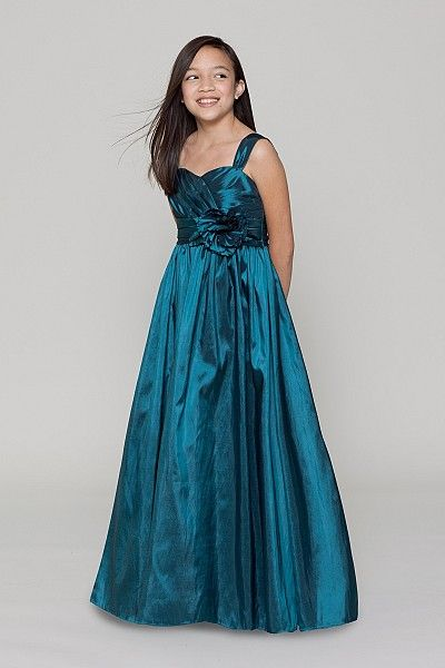 Seahorse Dress 44723 | Wedding | Jr. Bridesmaids | Pinterest ...