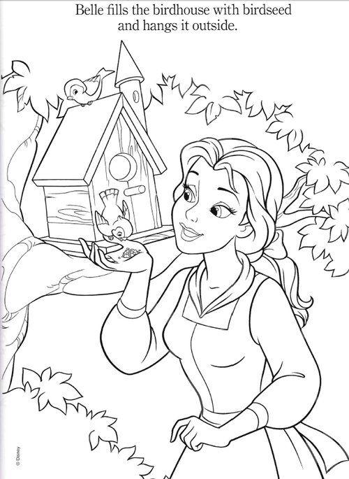 Belle Coloring Pages Disney Princesses Belle Coloring Pages Disney Belle Coloring Pages Disney Coloring Pages Princess Coloring Pages