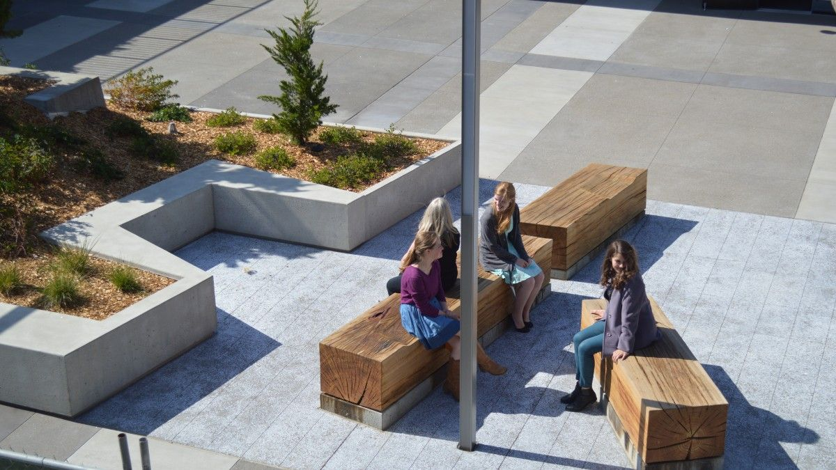 UC Berkeley Lower Sproul Plaza   CMG Landscape Architecture