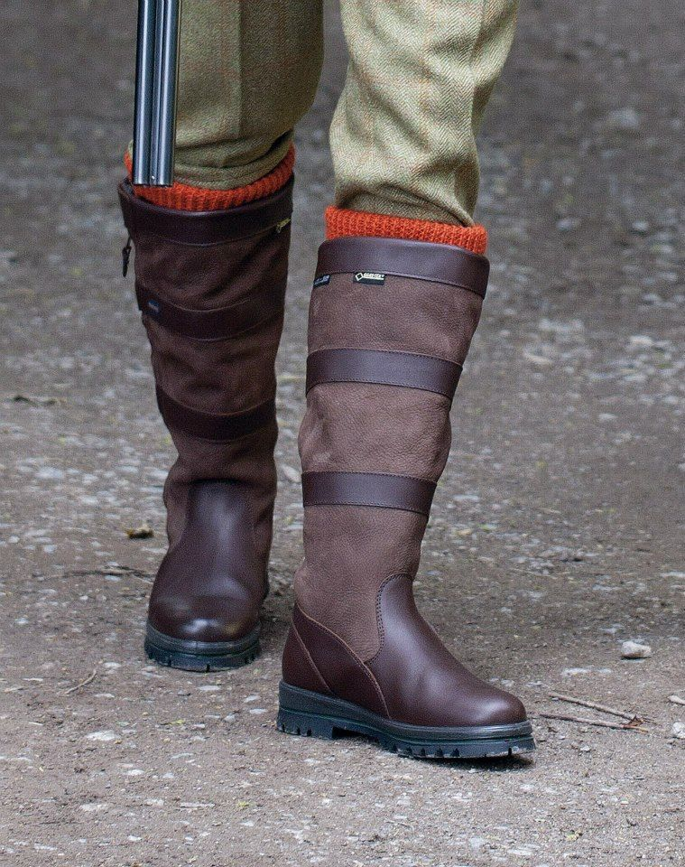 c3954ea9dde Comfortable and stylish footwear for a shooting day | Dubarry Boots ...