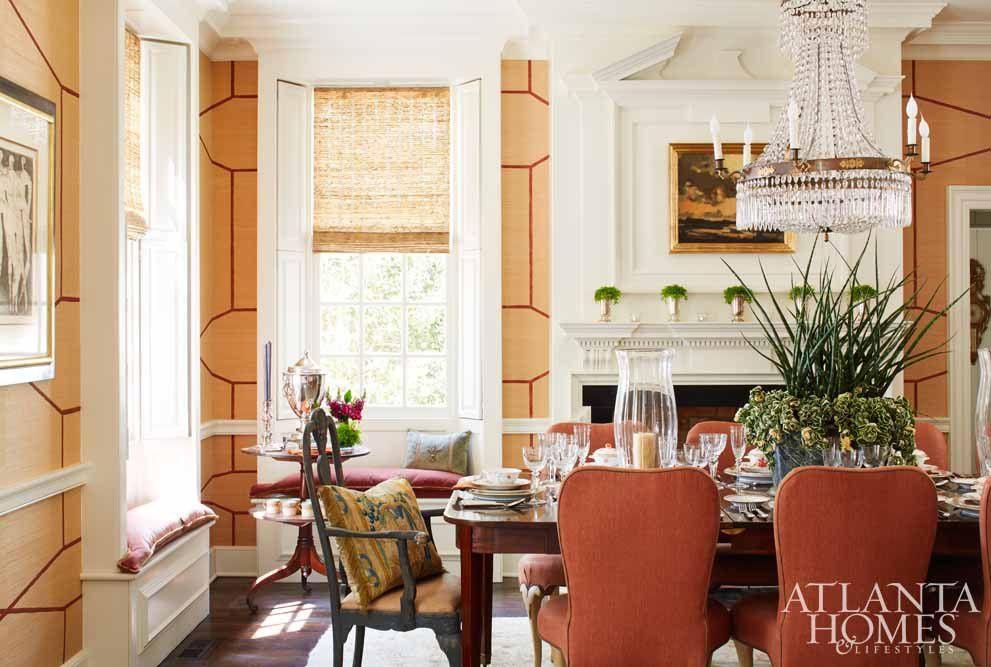 Atlanta Homes U0026 Lifestylesu0027 2017 Southeastern Designer Showhouse