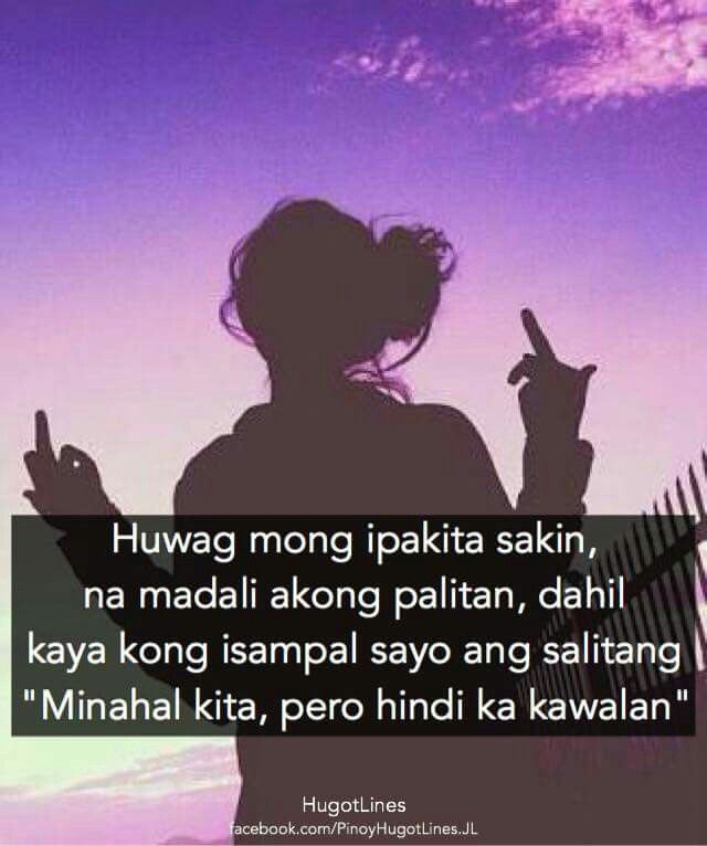Mao Na Ron Mao Na Tagalog Quotes Quotes Tagalog Quotes Patama