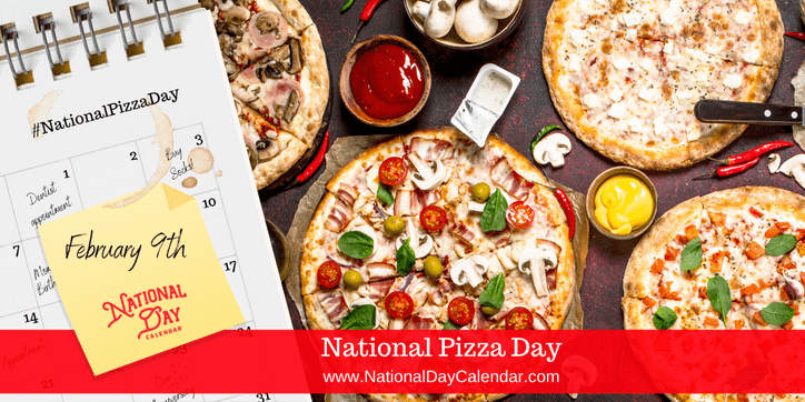 National Pizza Day On February 9th Celebrates One Of America S All Time Favori In 2020 Einfache Gerichte Rezepte Selbstgemachte Pizza