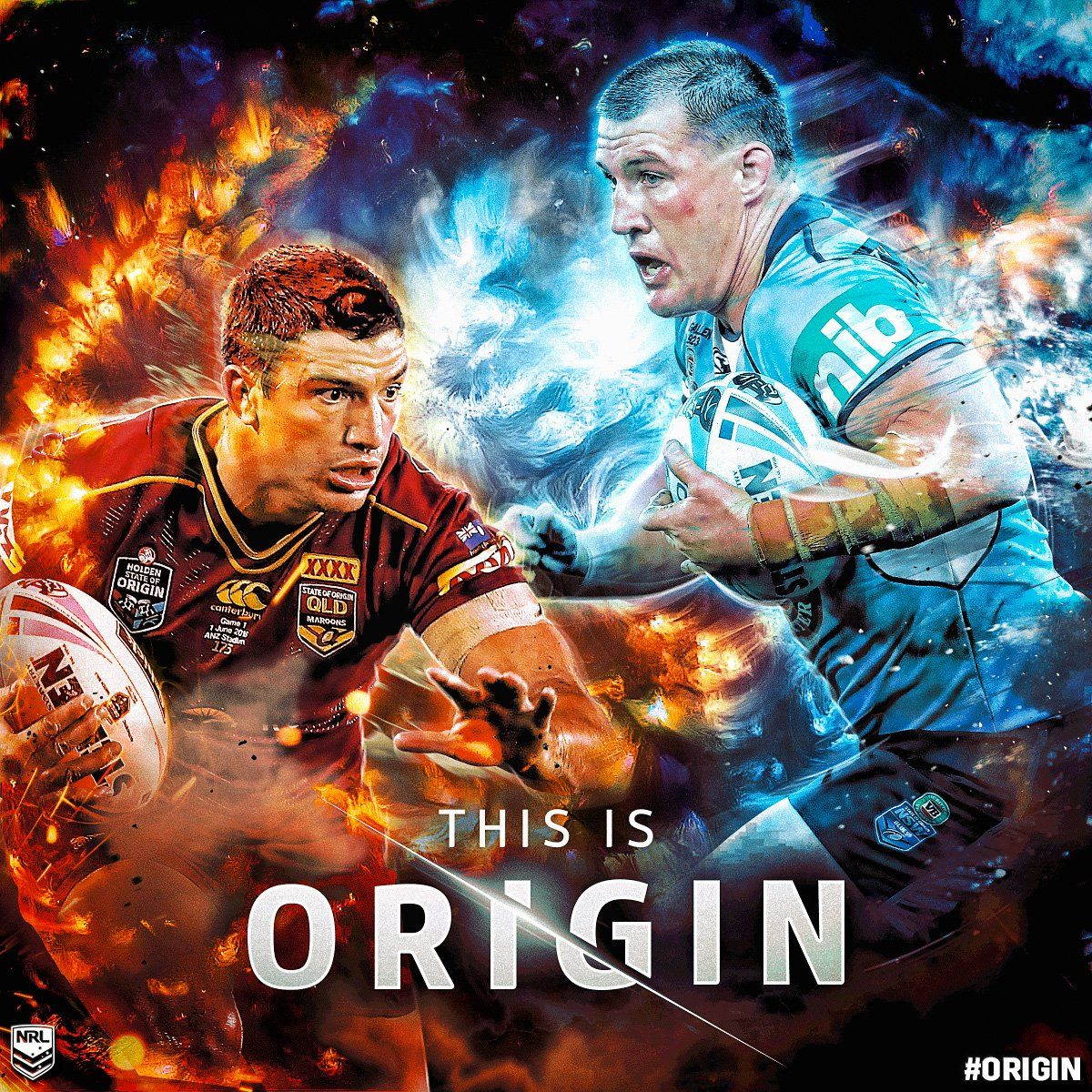 Twitter Moments Can Nsw Square The Origin Series In Queensland The Originals Rugby League Origin Series