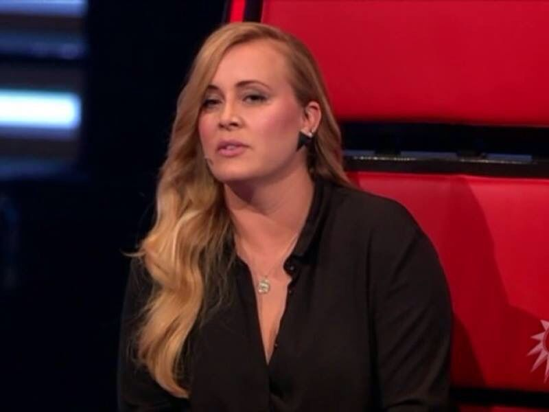 Anouk In The Voice Of Holland 2 10 2015 Talentenjacht Haar