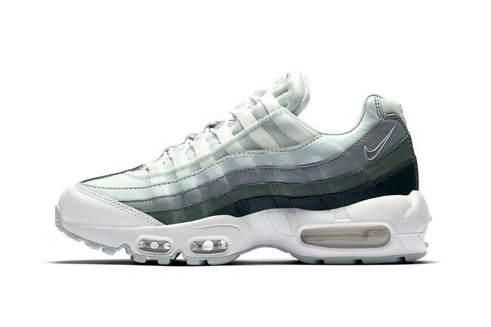 594a61f333 The Nike Air Max 95 ERDL Party Camo Is Releasing In White | Nike in ...