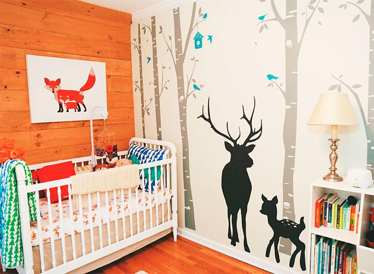 23 Gender-Neutral Nurseries You'll Fall in Love With images