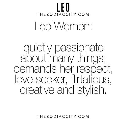 leo girl horoscope