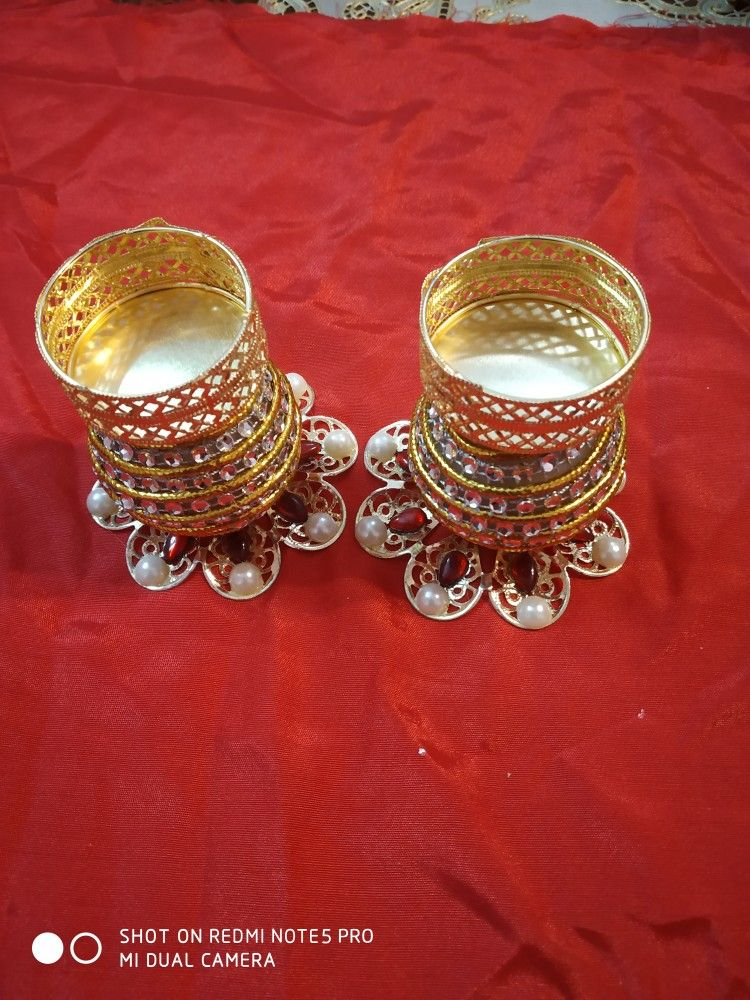 Fancy tlight candle holder (With images) India crafts