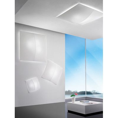 Axo light nelly straight ceiling light allmodern home light nelly straight 60 ceiling or wall light is made with coverings of removable and washable elastic fabric the ceiling lamp is now available in a square shape mozeypictures Image collections