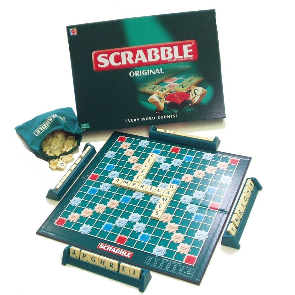 HASBRO Scrabble, yessss | Memories with the Kids | Scrabble