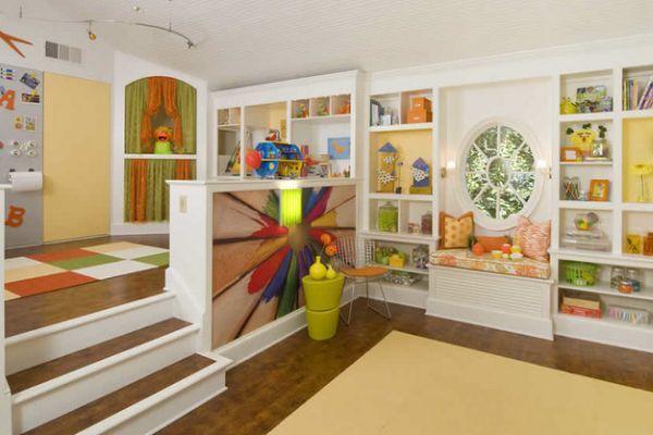 40 bunte kinder spielr ume ideen kinderzimmer pinterest bunt kinderzimmer und kind. Black Bedroom Furniture Sets. Home Design Ideas