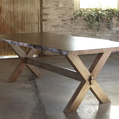Bench Made Maple 108 Rectangular Table