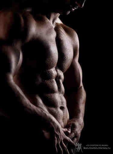фото парней тело
