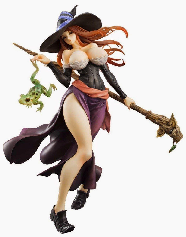 Megahouse Dragon's Crown Sorceress Excellent Model Figure