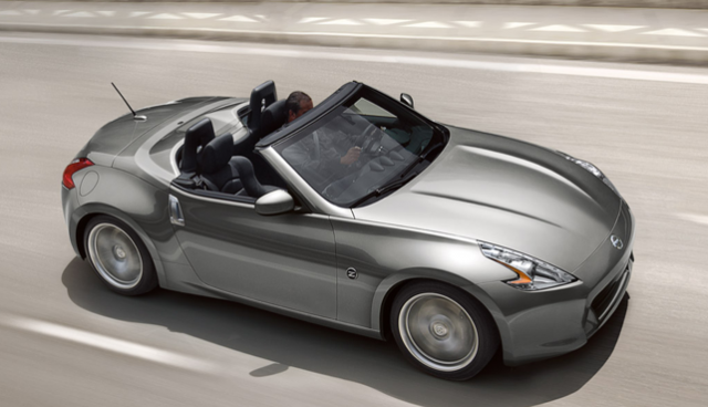 Found my car! 2012 Nissan 370Z Convertible. Love it