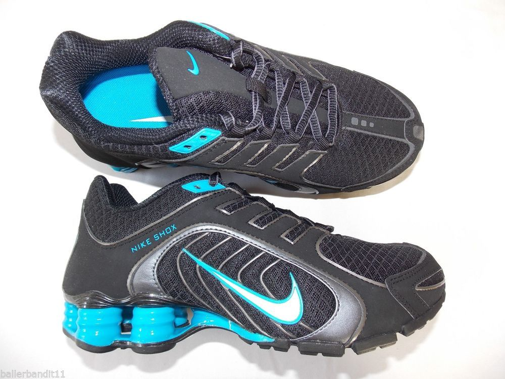 buy online 956f5 e02a8 Womens Nike Shox Navina shoes sneakers new black 356918 014  Nike  Athletic