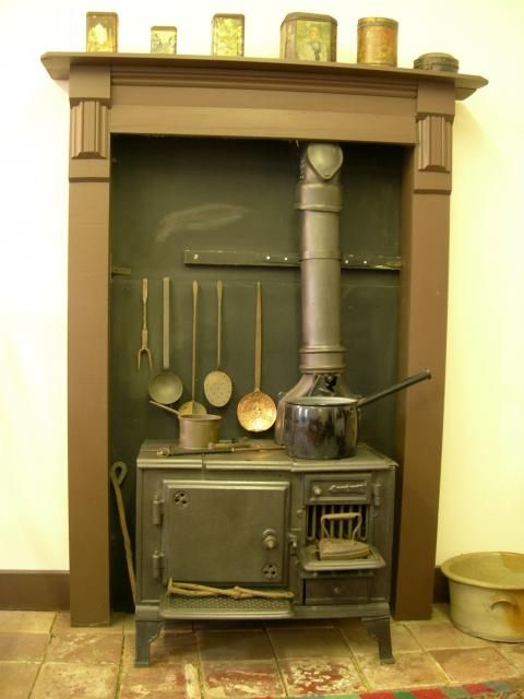 Victorian Kitchen Range | Kitchen | Pinterest | Stove, Wood Burner