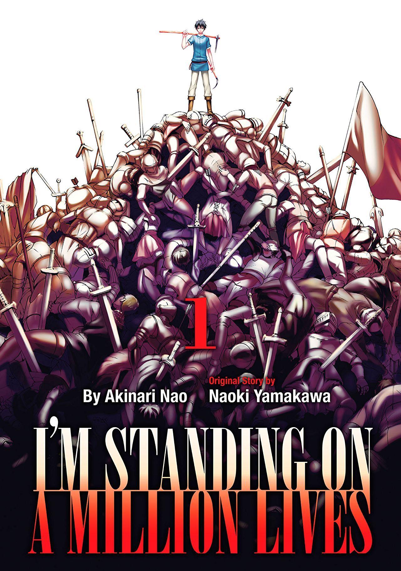 I'm Standing on a Million Lives Vol. 1 Fantasy story