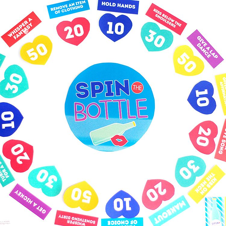 Spin The Bottle For Couples