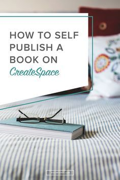 How can i self publish my own book
