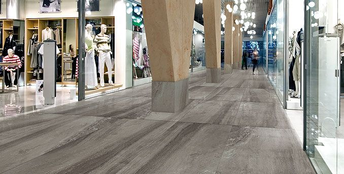 Shopping Mall Choice Gres Dream Tile Large Format 2400 X 1200mm Dream Tile Structures Large Format