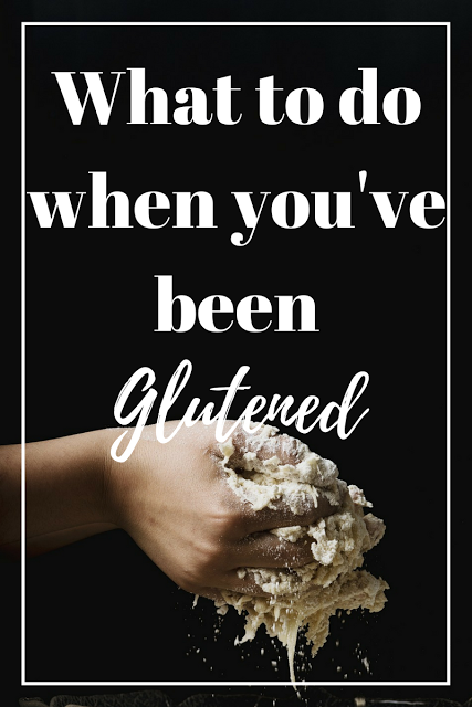 What to do when you've been glutened - Craft with ...