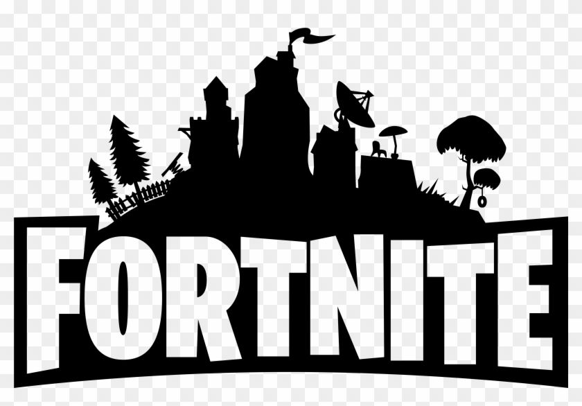 Find Hd Top Images For Skull Trooper Fortnite Art On Picsunday Transparent Background Fortnite Logo Hd Png Do Fortnite Battle Royale Game Birthday Wallpaper