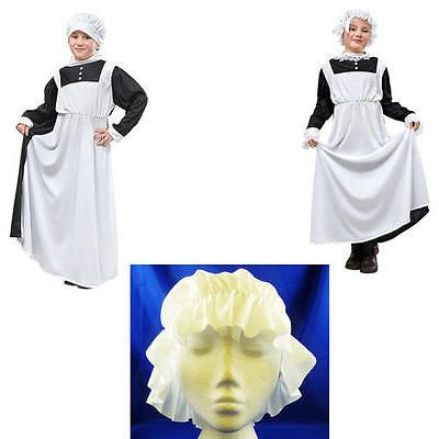 b9b15499c0e84 Childrens Victorian Maid Or #florence #nightingale Fancy #dress Costume  View More On The LINK //.zeppy.io/product/gb/2/271535749403/ Sc 1 St  Pinterest