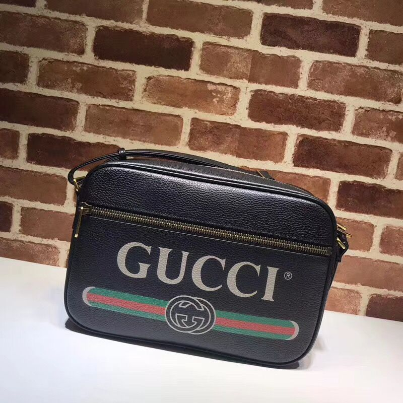 66afb0401e0fa3 Gucci sport style cross body bag original leather version | Gucci ...