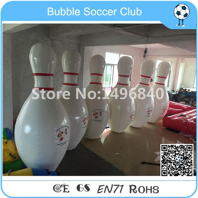 Perfect Score Giant Inflatable Bowling Pins Giant Inflatable Inflatable Bowling