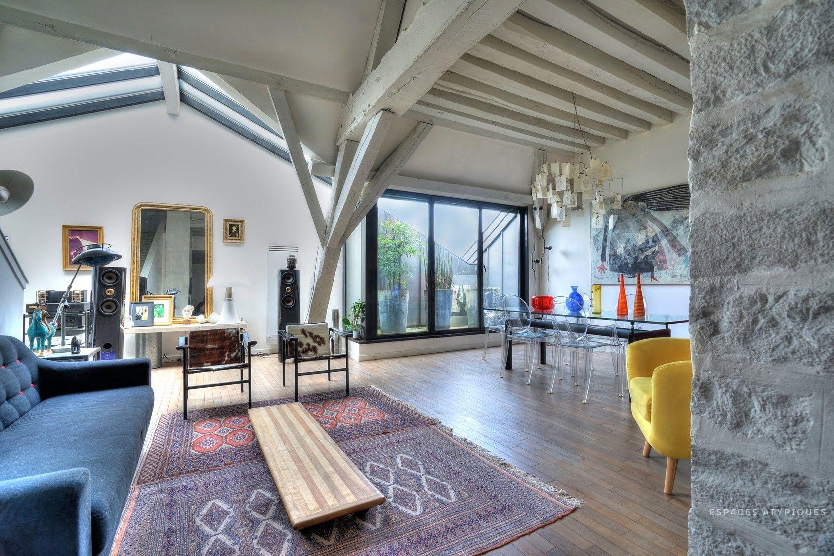 lille duplex dernier tage dans le vieux lille agence. Black Bedroom Furniture Sets. Home Design Ideas