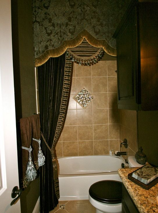 Luxury Fabric Shower Curtains Bathroom Shower Curtains