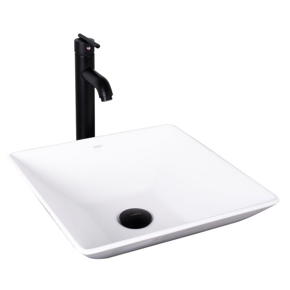 Attractive Black Vessel Faucet Photos - Faucet Products ...
