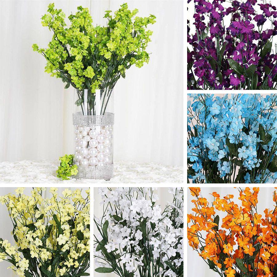 768 Silk BABY BREATH FILLER FLOWERS Wedding Flowers Centerpieces ...
