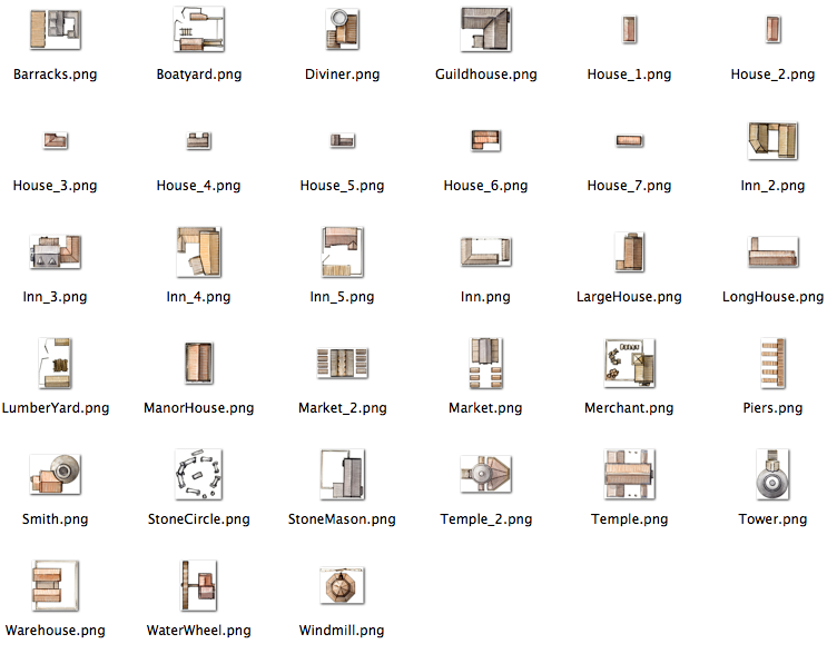 New Map Pack The Iconic Town Fantastic Maps Fantasy City Map Map Icons Town Map