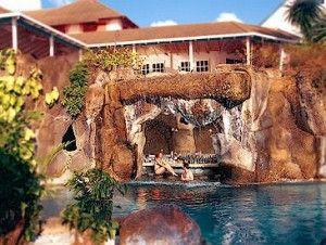 3 Amazing Swim-Up Bars.   http://www.blisshoneymoons.com/