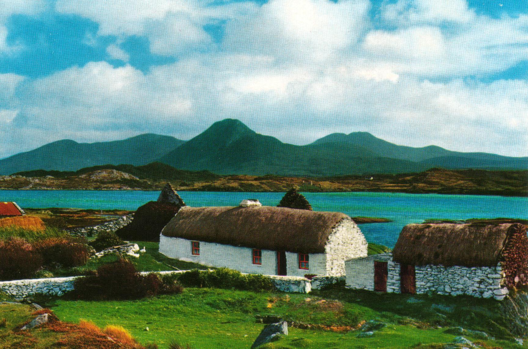 ugh I want to go to Ireland